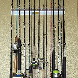 Fishing Rod Holders For Home Plans