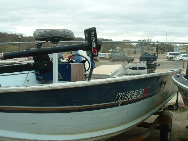 Used fishing boats for sale mn for Used fishing boats for sale mn