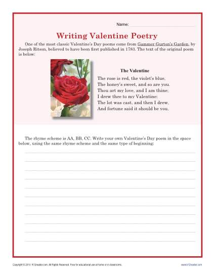 a valentines story essay Short essay on valentine's day there is another version of the story short essay on constitutional emergency in the states.